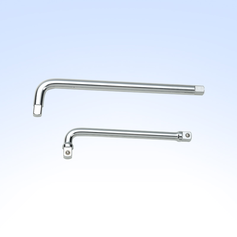 L-handle (chrome-plated)